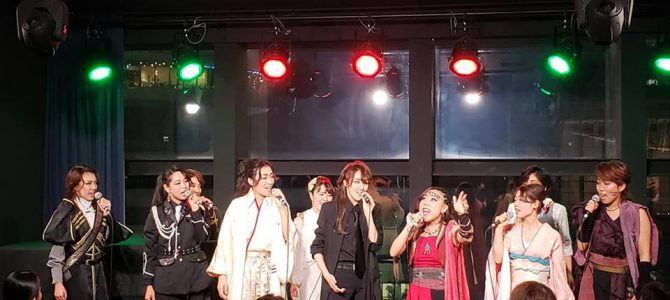 2018.12.23(日)【SOLA企画】『 Mono-Musica Understudy's Christmas Party! 』
